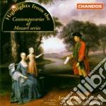 London Mozart Players/bamert - Contemporaries Of Mozart Highlights cd musicale di Artisti Vari