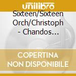 Chandos anthems complete cd musicale di Handel george f.