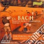 Concerto for harpsycord string cd musicale di Bach johann sebastian