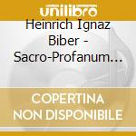 Sacro-profanum cd musicale di Biber heinrich ignaz