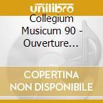 Collegium Musicum 90 - Ouverture Comique cd musicale di Telemann georg philip
