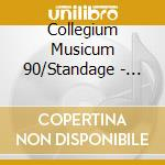 Collegium Musicum 90/Standage - Christmas Cantatas cd musicale di Artisti Vari
