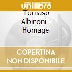 Collegium Musicum 90/Standage - Albinoni:Homage cd musicale di Albinoni
