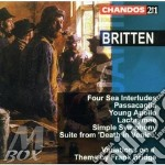 Various - Orchestral Works cd musicale di Benjamin Britten