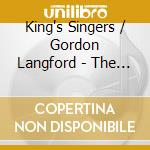 King'S Singers/Gordon Langford - The King'S Singers   Debut cd musicale di KING'S SINGERS