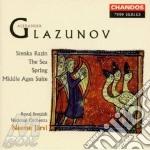 Stenka razin op 13/the sea cd musicale di Alexander Glazunov