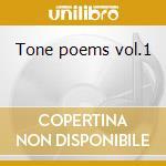 Tone poems vol.1 cd musicale di Bax