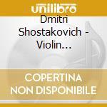 Mordkovitch/Rsno/Jarvi - Violin Concertos cd musicale di Shostakovich