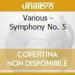 Mahler symphony n.5 cd musicale di Gustav Mahler