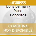 Boris Berman - Piano Concertos cd musicale di Sergei Prokofiev