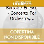 Rsno/Jarvi - Concerto For Orchestra cd musicale