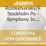 Rozdestvensky/R Stockholm Po - Symphony In Twelve Movements cd musicale di Sofia Gubaidulina
