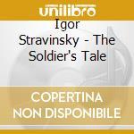 Haugland/Rsno/Jarvi - The Soldiers Tale cd musicale di Stravinsky igor fedo