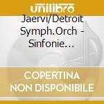 Sinfonia n.3 dso/jarvi cd musicale di Artisti Vari