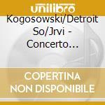 Kogosowski/Detroit So/Jrvi - Concerto Elegiaque cd musicale di Sergei Rachmaninoff