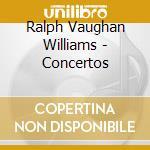 Concerti cd musicale di Williams Vaughan