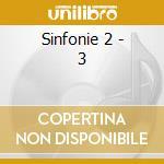 Sinfonie 2 - 3 cd musicale di R. Nielsen
