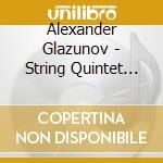 Academy Of St. Martin In The F - Chamber Music cd musicale di Glazunov/tchaikovsky