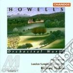 King's herald/pastoral rhapsod cd musicale di Howells