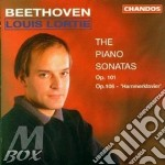 Sonatas n. 28 and 29 cd musicale di Beethoven