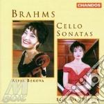 Cello sonata n. 1 op. 38 cd musicale di Johannes Brahms