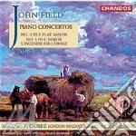 O'Rourke/Lon Moz Pl/Bamert - Piano Concertos 3 & 5 cd musicale di John Field