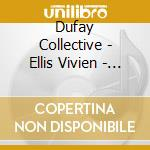 Dufay Collective - Ellis Vivien - Miracles - 13Th Century Spanish Songs In Praise Of The Virgin Mary cd musicale di Artisti Vari