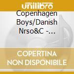 Copenhagen Boys/Danish Nrso&C - Miserere / Alleluia cd musicale di Sofia Gubaidulina