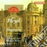 London Mozart Players/Bamert - Symphonies cd musicale di Pleyel