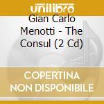Consul, the cd musicale di Giancarlo Menotti