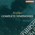 Complete symphonies cd musicale di Johannes Brahms