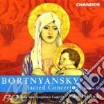 Rssc/Polyansky - Sacred Concertos Vol 2 cd musicale di Bortnyansky dmitri st