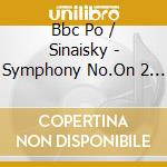 Bbc Po/Sinaisky - Symphony On 2 Russian Themes E cd musicale di Mikhail Glinka