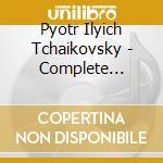 Complete string quartet cd musicale di Tchaikovsky