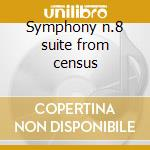 Symphony n.8 suite from census cd musicale di Alfred Schnittke
