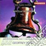 Medtner Nikolai - Tozer Geoffrey - Piano Works Vol 7 cd musicale di Nikolai Medtner
