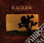 Eagles - The Very Best Of The Eagles cd musicale di EAGLES