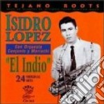 Isidro Lopez - El Indio cd musicale di Lopezz Isidro