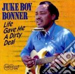 Lifa gave me a dirty deal cd musicale di Juke boy bonner