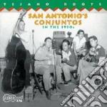 San Antonio's Conjuntos - In The '50s cd musicale di San antonio's conjuntos