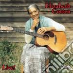 Elizabeth Cotten - Live cd musicale di Elizabeth Cotten