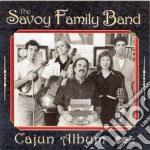 Savoy Family Band - Cajun Album cd musicale di The savoy family ban