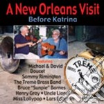 Before katrina cd musicale di A new orleans visit