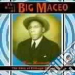 The king of chicago blues cd musicale di Maceo Big