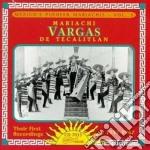 Their first recording... cd musicale di Mariachi vegas de te