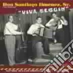 Don Santiago Jimenez Sr. - Viva Seguin cd musicale di Don santiago jimenez sr.