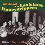 Bayou bluegrass cd musicale di Jim smoak & louisian