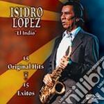 Isidro Lopez - El Indio cd musicale di Lopez Isidro