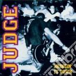 Bringin' it down cd musicale di Judge