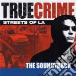 True Crimes cd musicale di Ost